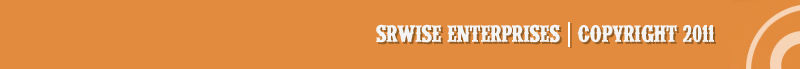 SRWISE ENTERPRISES | COPYRIGHT 2017